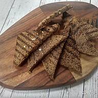 Тосты из бородинского хлеба Фото