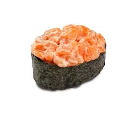 Гункан спайси с лососем - Фото