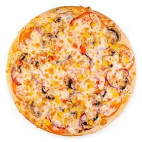 Овощная пицца - Фото