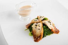 Чука салат с угрем - Фото