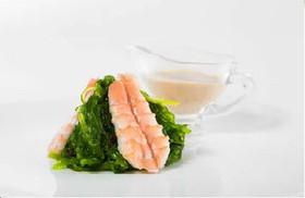 Чука салат с креветкой - Фото