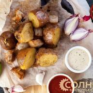 Картошка на мангале Фото