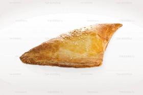 Слойка с картофелем и беконом - Фото