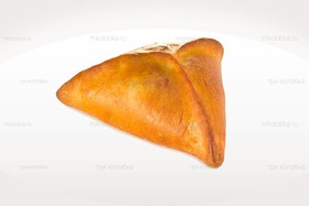 Пирожок с мясом - Фото