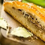 Пирог с картофелем и фаршем Фото