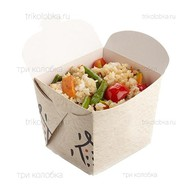 Рис с курицей и беконом Фото