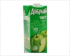 Сок Добрый яблоко - Фото