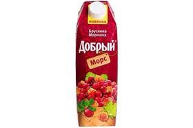 Морс Добрый - Фото