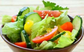 Летний салат - Фото