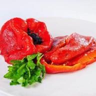 Перец болгарский на мангале Фото
