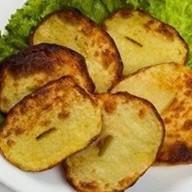 Картофель печеный на мангале Фото