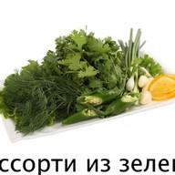 Ассорти зелени Фото