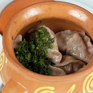 Пельмени гречичные с мясом Фото