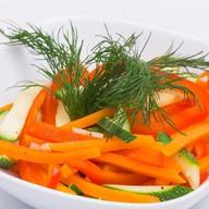 Вареные овощи Фото
