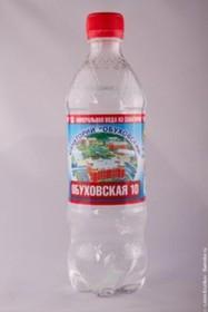 Минеральная вода Обуховская - Фото