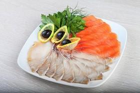 Рыбная нарезка - Фото