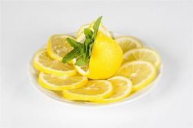 Лимон с сахаром - Фото