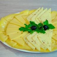 Сырная нарезка Фото