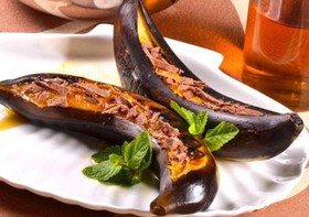 Банан на мангале - Фото
