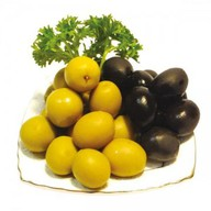 Маслины, оливки Фото