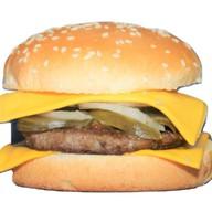 Бургер с двойным сыром Фото