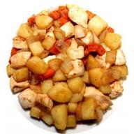 Картошечка со свининой Фото