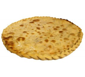 Пирог с картошкой - Фото