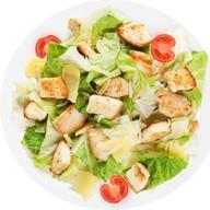 Цезарь c курицей салат Фото