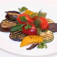 Овощи гриль Фото
