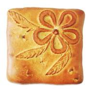 С картофелем и сыром (дрожжевое) Фото