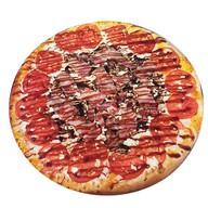 Пицца с беконом Фото