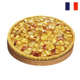 Тарт с яблоками (заказ за сутки) - Фото