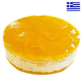 Чизкейк с апельсином (заказ за сутки) - Фото