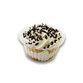 Десерт кремовый с шоколадом (за сутки) - Фото