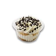 Десерт кремовый с шоколадом (за сутки) Фото
