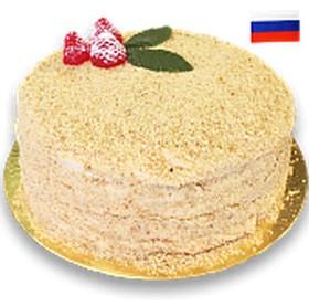 Торт Медовик (заказ за 48 часов) - Фото