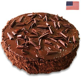 Торт Брауни с шоколадом (заказ за сутки) - Фото