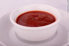 Красный соус - Фото