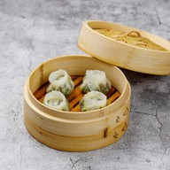 Дим сам с овощами и сыром тофу Фото