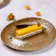 Яблочно-лимонный десерт Фото