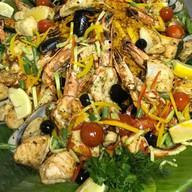 Мексиканский рыбный гранд Фото