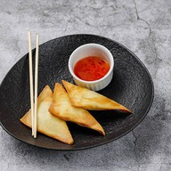 Хурумаки с картофелем Фото