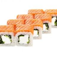 Суши с кальмаром Фото