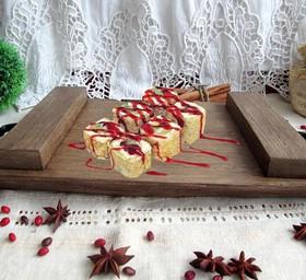 Сладкоежка сладкий ролл - Фото