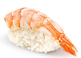 Суши креветка - Фото