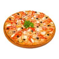 Греческая пицца Фото
