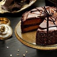 Торт Тройной шоколад Фото