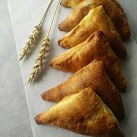 Фуршетные мини-пирожки с капустой Фото