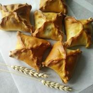 Фуршетные мини-пирожки картофель, грибы Фото