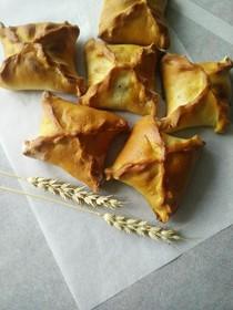 Фуршетные мини-пирожки картофель, грибы - Фото
